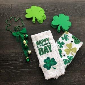 St. Patrick's day decor bundle